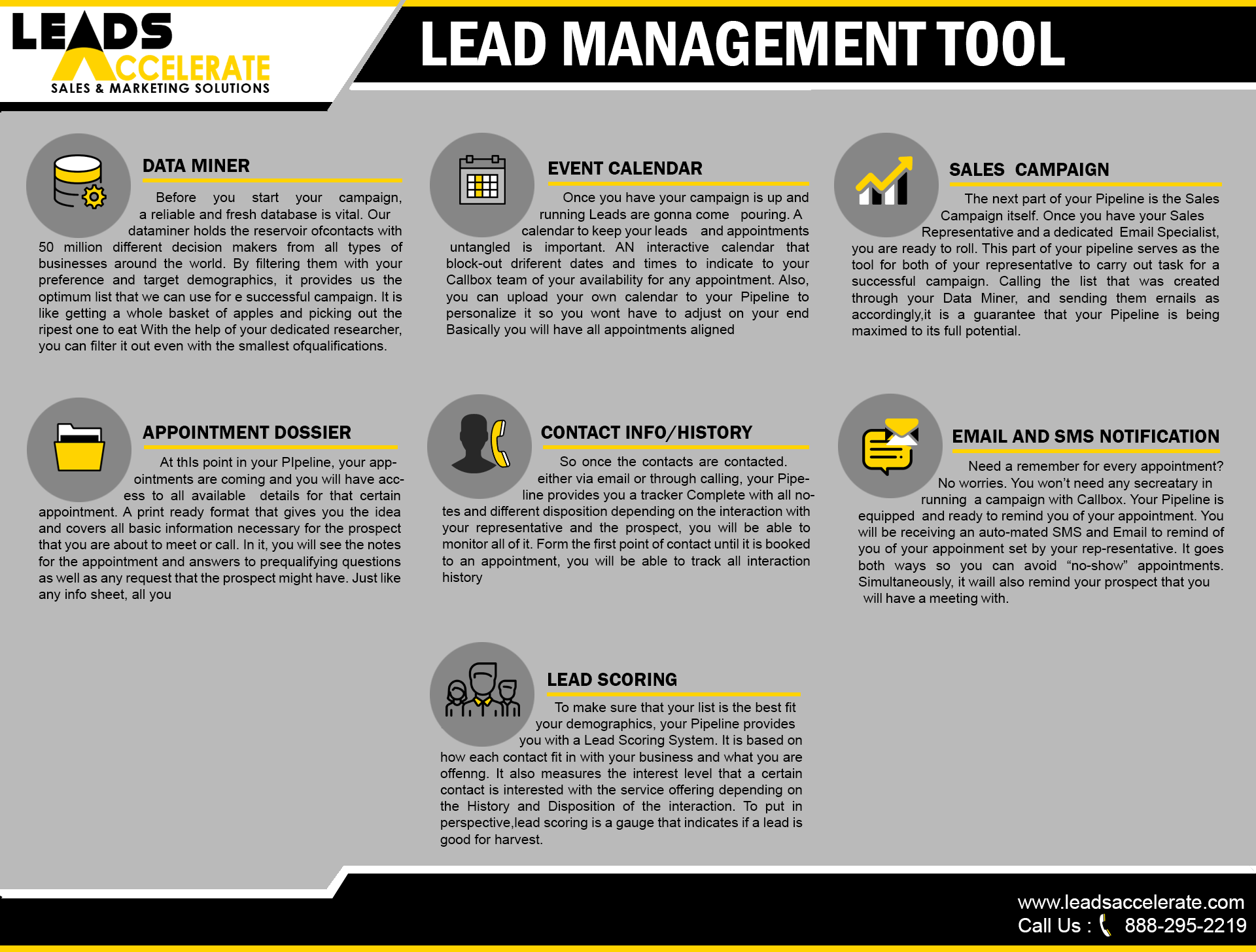 lead management too 1 l