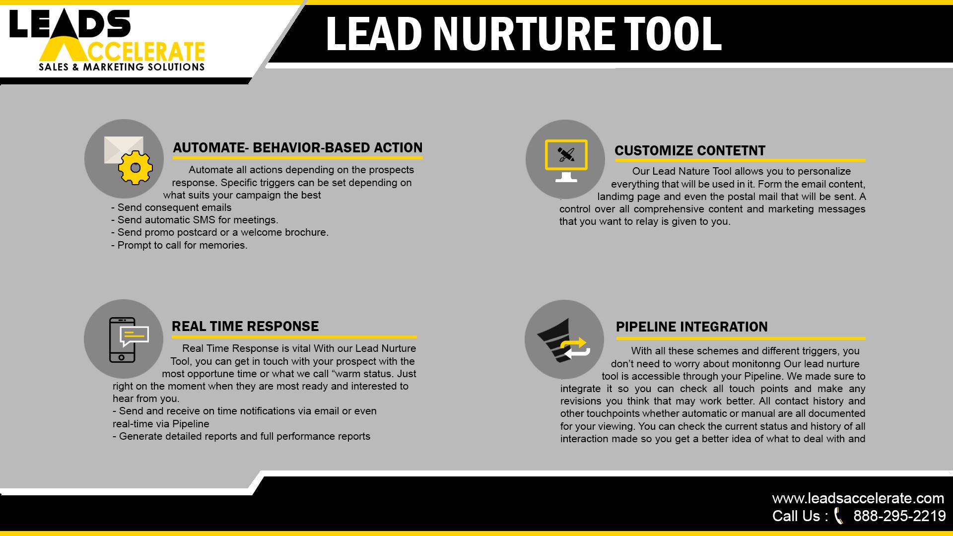 lead nature tool